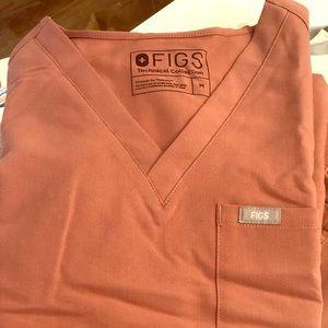 "Figs ""Muave"" colored scrubs"